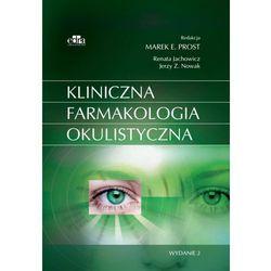 Kliniczna farmakologia okulistyczna, książka w oprawie twardej