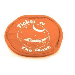 Kieszonkowy dysk latający, pomarańczowy kieszonkowy dysk latający marki La siesta