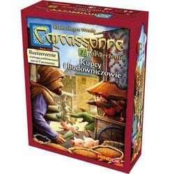 Carcassonne Rozszerzenie 2 Kupcy i budowniczowie, kup u jednego z partnerów