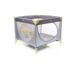 4Baby Colorado kwadratowy kojec dla dzieci Grey - produkt z kategorii- Kojce