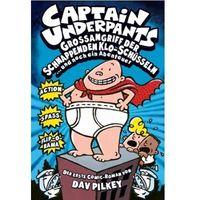 Captain Underpants - Großangriff der schnappenden Klo-Schüsseln Pilkey, Dav (9783833225444)