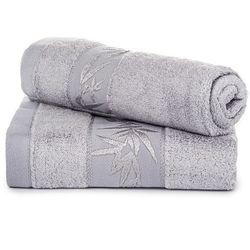 4home Jahu komplet ręczników bambus hanoi jasnoszary
