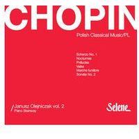Janusz olejniczak - chopin: piano recital vol. 2, marki Cd selene