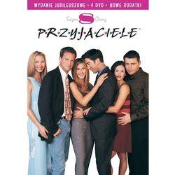Przyjaciele. Edycja Jubileuszowa. Sezon 8 (Friends Anniversary Edistion, S8) z kategorii Seriale, telenowele,