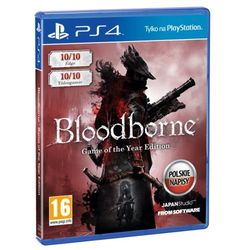 Bloodborne, gra na PS4