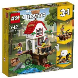 31078 POSZUKIWANIE SKARBÓW (Tree House Treasures) KLOCKI LEGO CREATOR rabat 4%