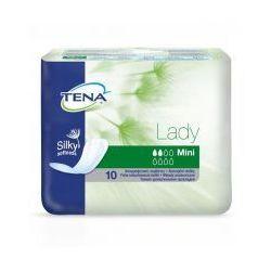 Tena lady mini x 10 szt. wyprodukowany przez Sca hygiene products