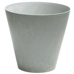 Doniczka Tubus Beton Prosperplast : Średnica - 250 mm, Kolor - Beton, DTUB250B-422U