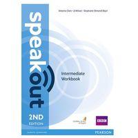 Speakout 2ed Intermediate Workbook without key-mamynastanie,wyślemyjuż...., Pearson Longman