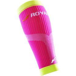 Royal Bay Neon - opaski kompresyjne na łydki (różowy)