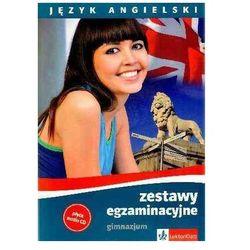 Język angielski Zestawy egzaminacyjne + CD (ISBN 9788376081427)