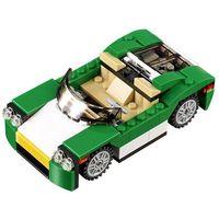Lego CREATOR Zielony krążownik 31056