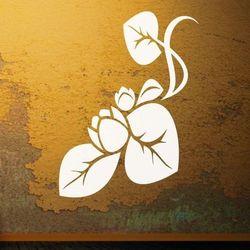 Deco-strefa – dekoracje w dobrym stylu Kwiaty 980 szablon malarski