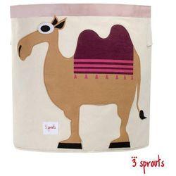 kosz na zabawki/pranie - wielbłąd marki 3 sprouts