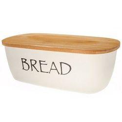 Chlebak pojemnik na chleb z deską bambusową marki Orion