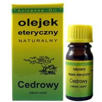 Avicenna oil Olejek cedrowy 6ml -  (5905360001023)