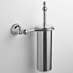 Ism Naścienna szczotka toaletowa w chromie omega (8022161025441)