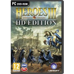 Heroes of Might & Magic 3 HD Edition z kategorii [gry PC]
