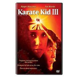 Karate kid 3 (DVD) - John G. Avildsen z kategorii Filmy karate i sztuki walki