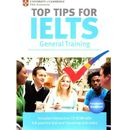 The Official Top Tips for IELTS General Training module + CD-ROM (ESOL) (lp), Cambridge University Press