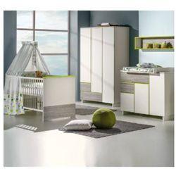 Schardt kindermöbel Schardt pokój dziecięcy - komplet pepp biały/ zielony/ szary