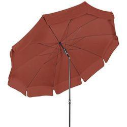 Parasol ogrodowy DOPPLER Sunline terracota 424539831, towar z kategorii: Parasole ogrodowe