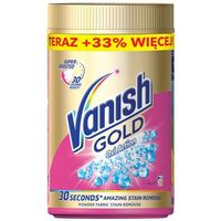 Vanish  625g gold odplamiacz do tkanin w proszku