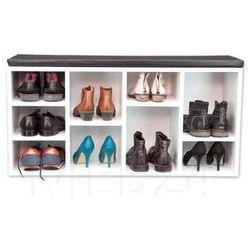 Szafka na buty z siedziskiem mordo | sprawdź wszystkie kolory marki Mds