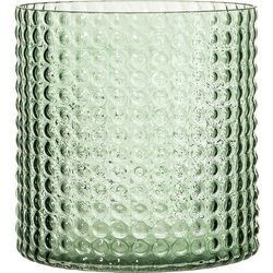 Wazon Bloomingville szklany zielony