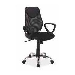 Fotel Q-146 czarny - ZADZWOŃ I ZŁAP RABAT DO -10%! TELEFON: 601-892-200, SM F Q146