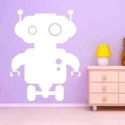 Wally - piękno dekoracji Tablica suchościeralna robot 092