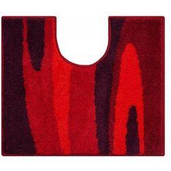 Grund Dywanik łazienkowy LATISANA, ruby czerwony, 50x60cm