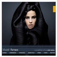 Vivaldi: Farnace (CD) - Le Concert des Nations, Sara Mingardo, Adriana Fernandez