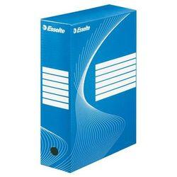 Pudełko archiwizacyjne ESSELTE boxy 100 mm poj. 1000 kartek niebieskie (5902812336634)