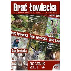 Brać Łowiecka rocznik 2011 na CD, pozycja z kategorii Czasopisma