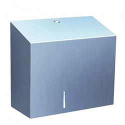 stella maxi pojemnik na papier toaletowy stal chrom bsp101 marki Merida