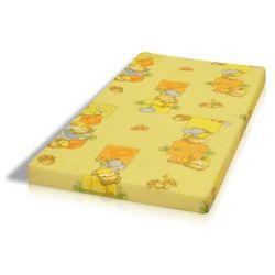 materac piankowy 120x 60cm. materac piankowy do łóżeczka marki Danpol