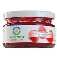 Dżem malinowy ekologiczny 200g -  od producenta Bio food