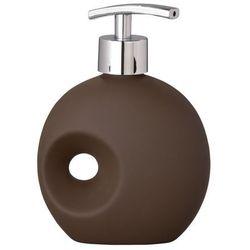 Wenko Dozownik do mydła hole brown - 330 ml, (4008838120064)