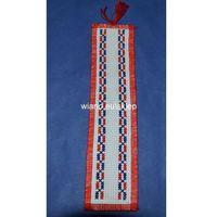 Zakładka haftowana ręcznie (bw-12) marki Twórczyni ludowa