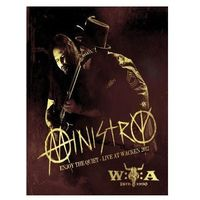 Enjoy The Quiet - Live At Wacken 2012 (CD+DVD) - Ministry (5099901958225)