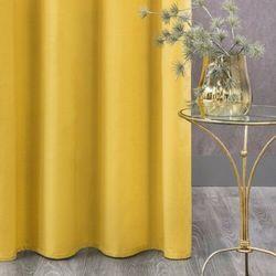 Zasłona gotowa rosa musztardowa 135 x 270 marki Design by eurofirany