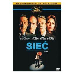 Sieć (DVD) - Sidney Lumet z kategorii Dramaty, melodramaty