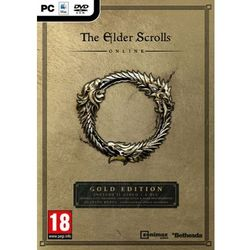 The Elder Scrolls Online: Gold Edition - Klucz