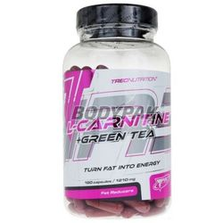 l-carnitine + green tea 180 kaps. od producenta Trec
