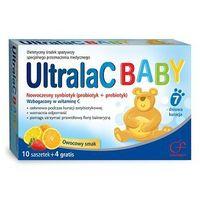 UltraC Baby 10 saszetek + 4 saszetki GRATIS (data ważności 31/10/2017)