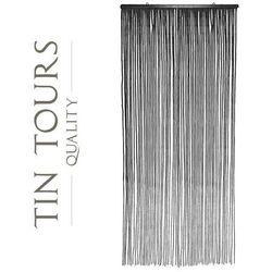 Zasłona bambus czarna 90x200cm marki Tin tours sp.z o.o.