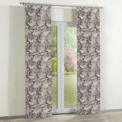 Dekoria Zasłony panelowe 2 szt., imitacja sierści, 60 × 260 cm, Freestyle do -30%