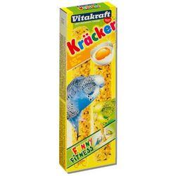 kracker - kolba jajeczna dla papużki falistej 2szt. marki Vitakraft