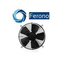 Ferono Wentylator osiowy, tłoczący z siatką 300mm, 2350 m3/h (fst300)